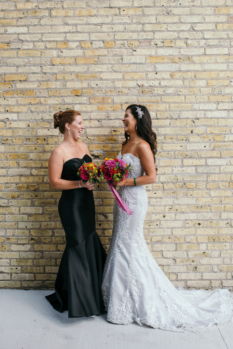 our milwaukee wedding via playswellwithbutter