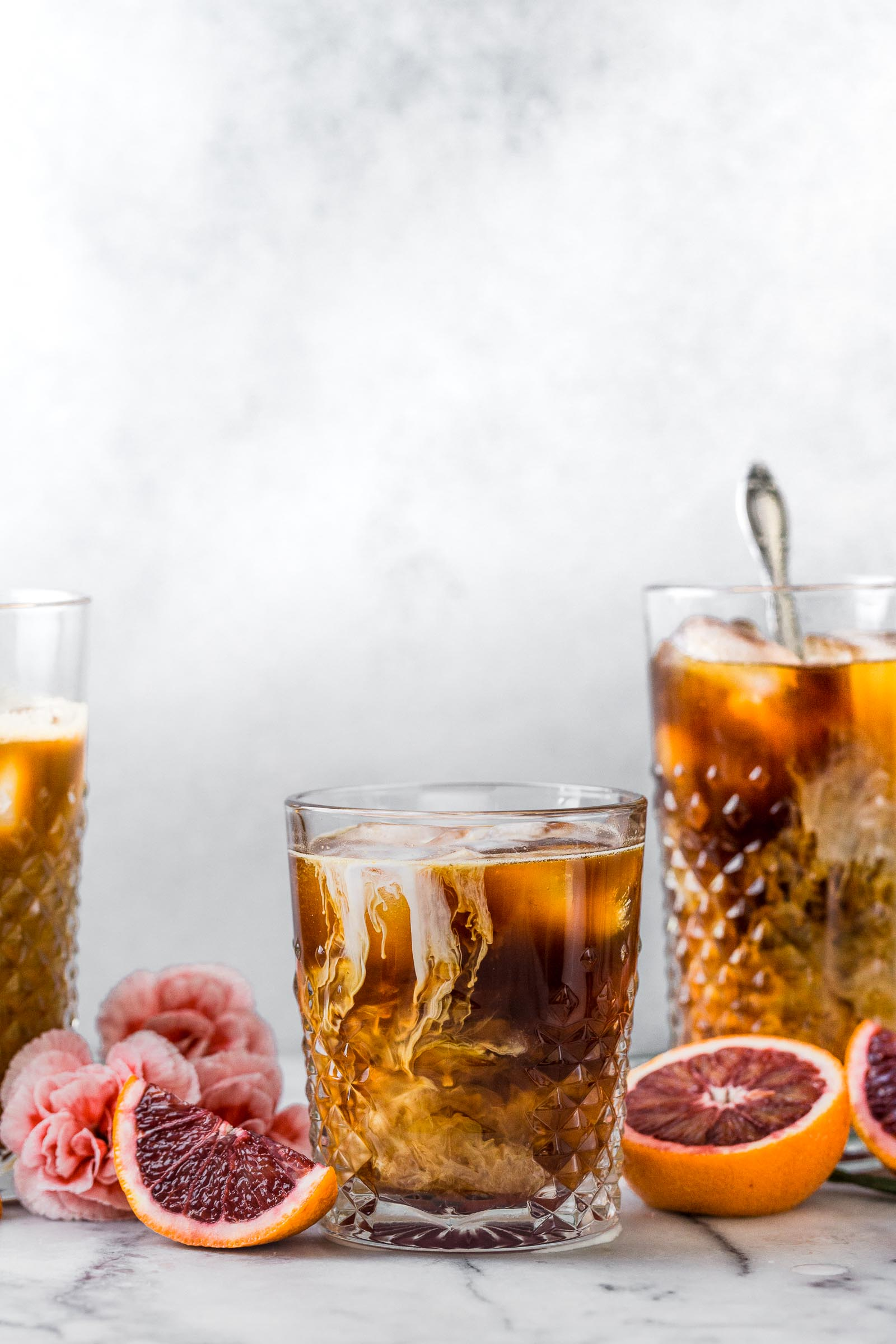 Blood Orange Cold Brew Iced Coffee Plays Well With Butter