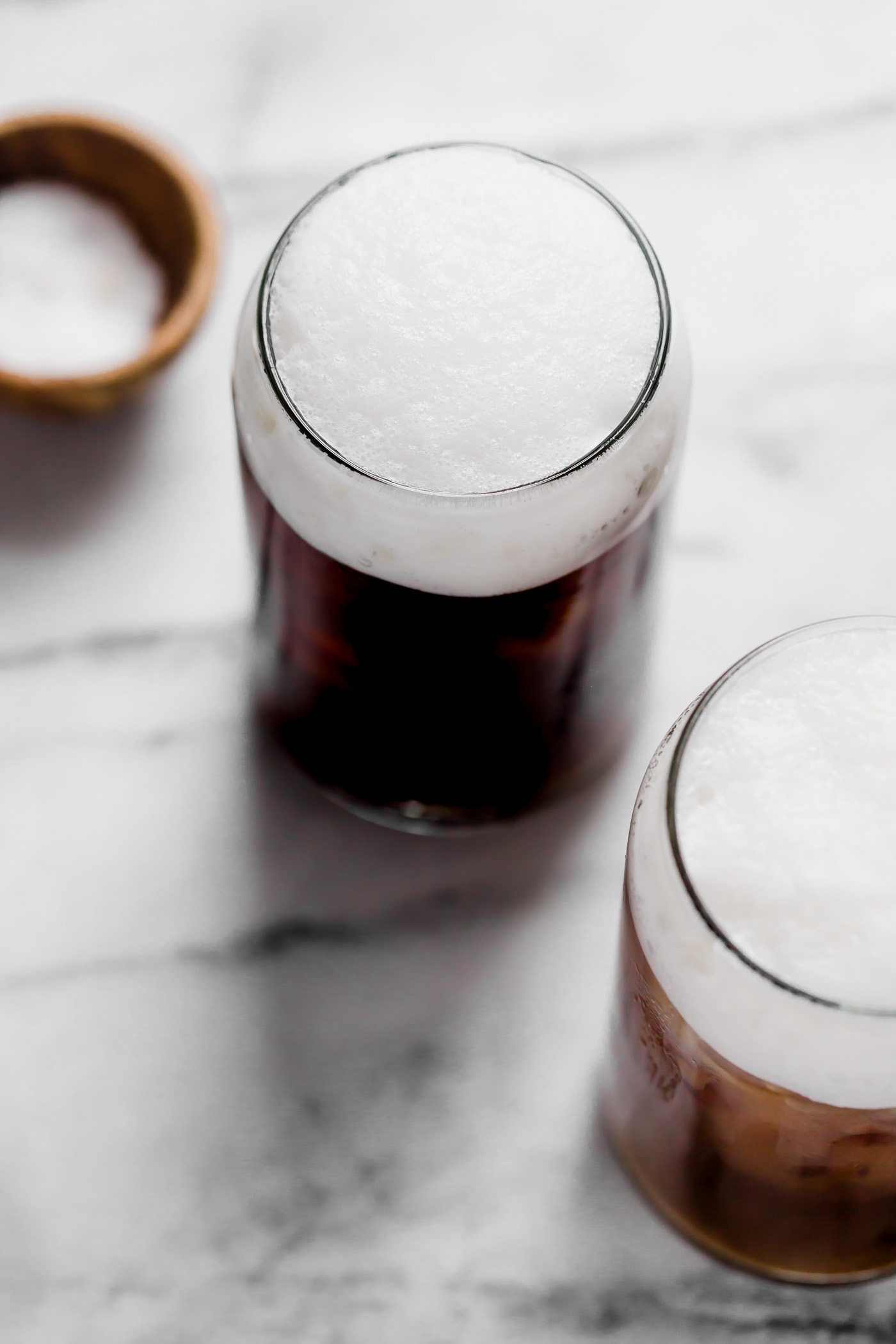 salted cold foam cold brew
