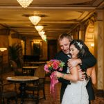 seven ways we threw tradition out the window to do our wedding our way