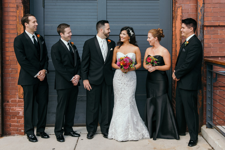 seven ways we threw tradition out the window to do our wedding our way via playswellwithbutter