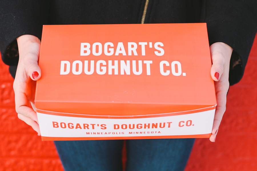 bogart's doughnut co. via playswellwithbutter | delicious donuts hand-made in the heart of south minneapolis
