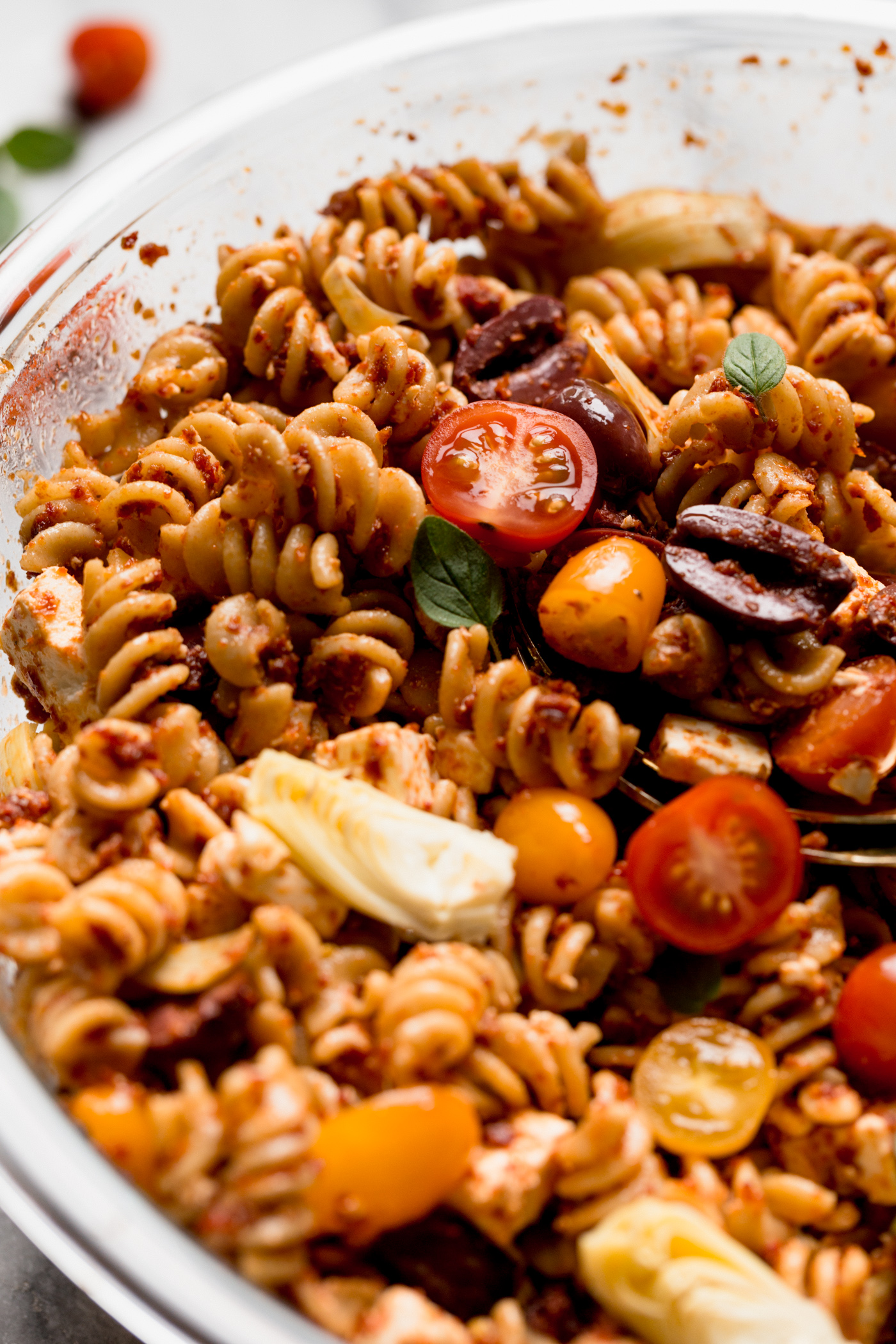 Sundried Tomato Pasta Salad Only 6 Ingredients Plays