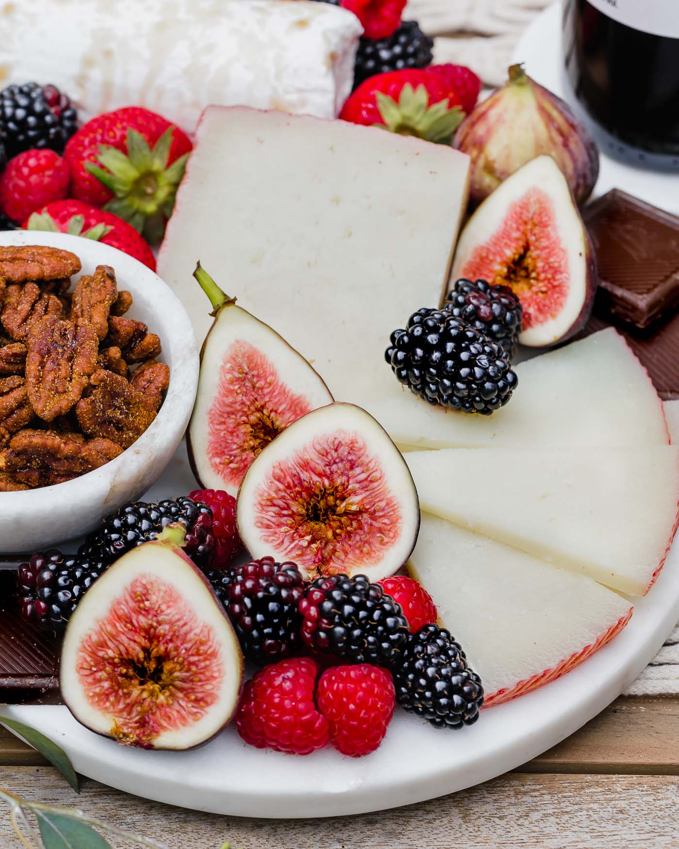 Dessert Cheese Board The Perfect Wine Pairings Plays Well With Butter