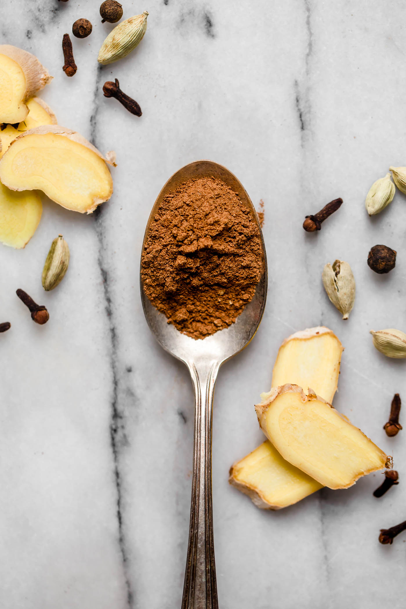homemade chai spice mix recipe (only 6