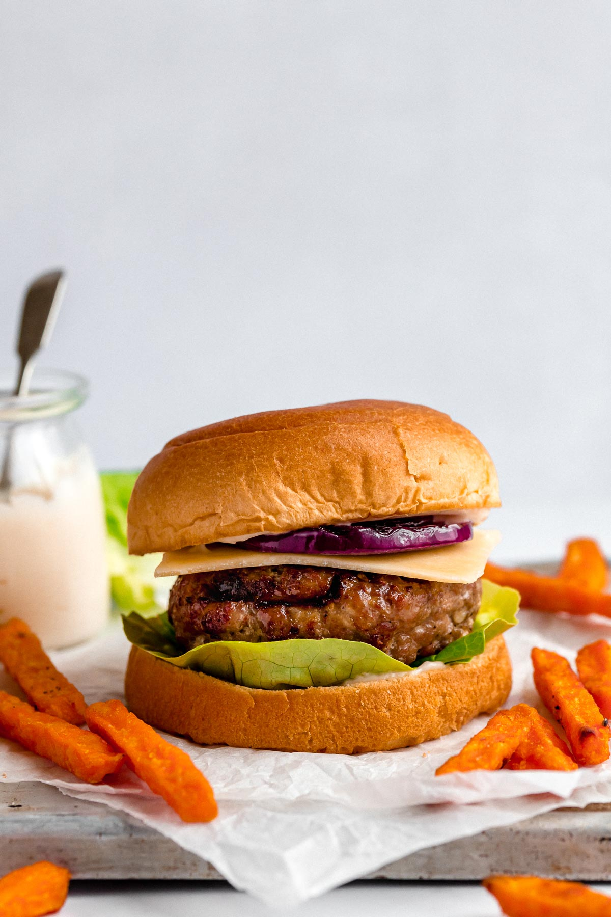 Best Ever Grilled Turkey Burgers Extra Juicy Plays Well With Butter