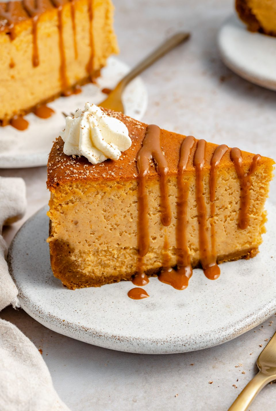 Pumpkin Cheesecake With Gingersnap Crust Step By Step Photos