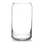16 oz. Beer Can Glass from Crate&Barrel
